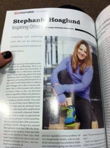 Posh Seven magazine: Stephanie Hoaglund