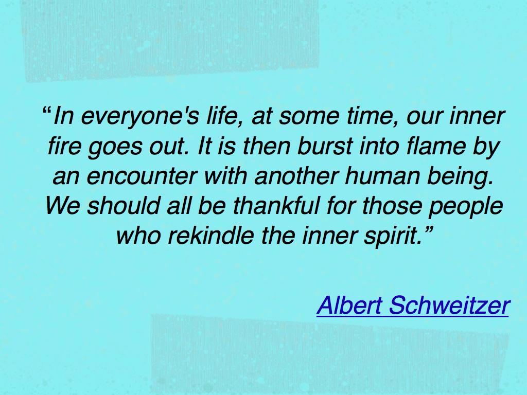Rekindle Your Spirit