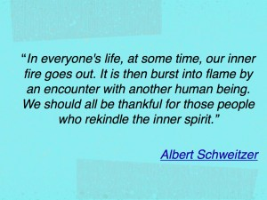 Rekindle your Inner Spirit - LiveFitandSore.com