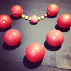 Highbar CrossFit Heart for Valentine's Day