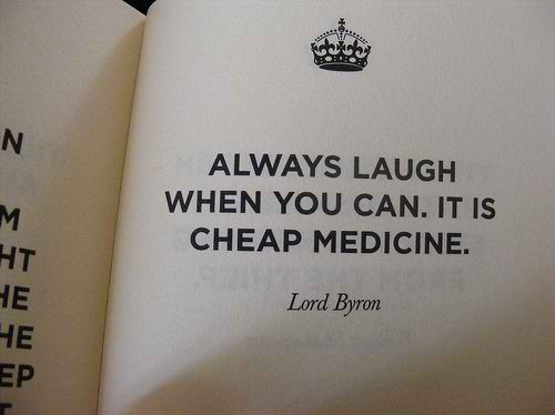 Laugh When You Can