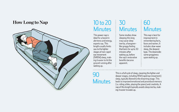 Napping Rules