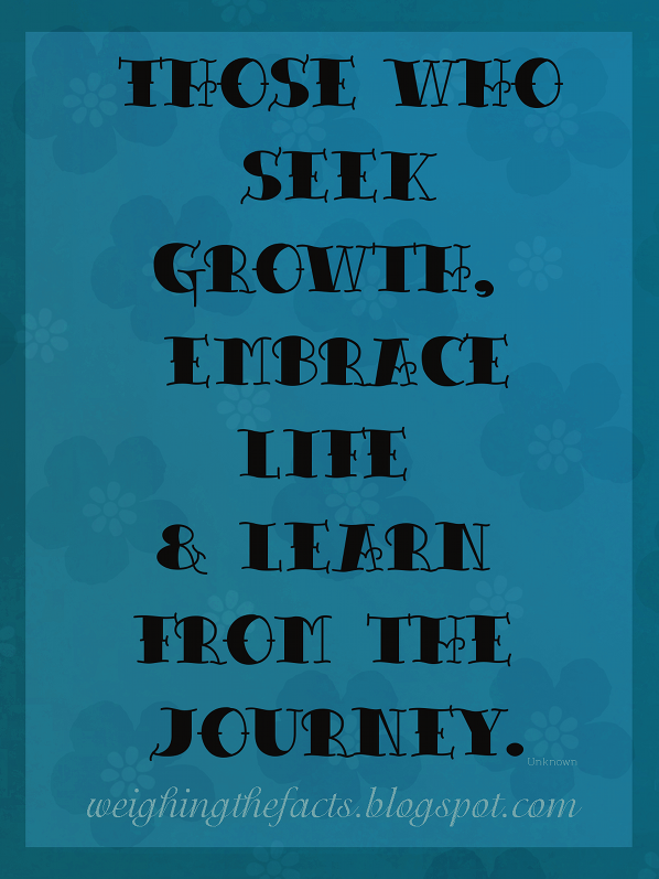 Seek Growth Quote