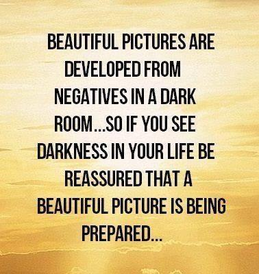 Perspective: Beautiful pictures are being developed