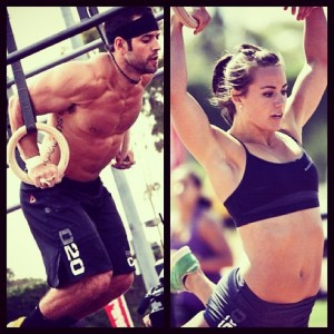 Camille & Rich - CrossFit Games 2014 Winner