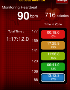 Heart Rate Data 073014