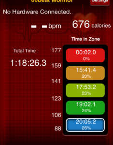 Heart Rate Data 082514