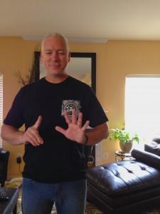 Six Years Cancer Free