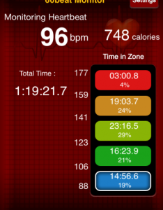 Boxing Heart Rate