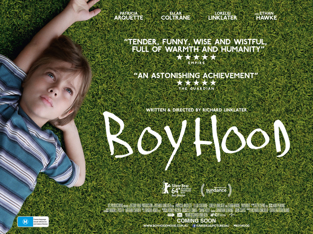 Boyhood Movie - Live Fit and Sore!