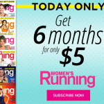 National Running Day Women's Running Magazine Special