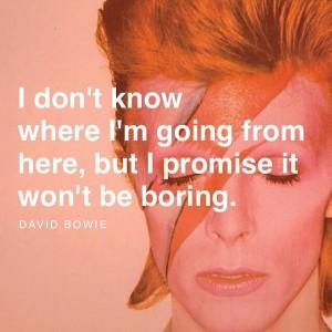 David Bowie - RIP