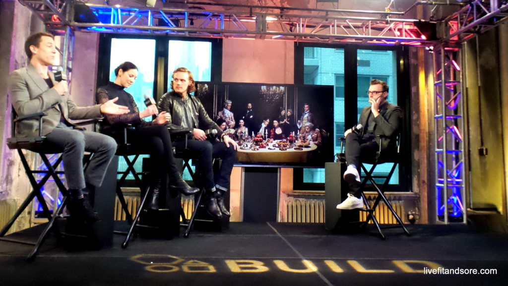 AOL Build Event: Outlander