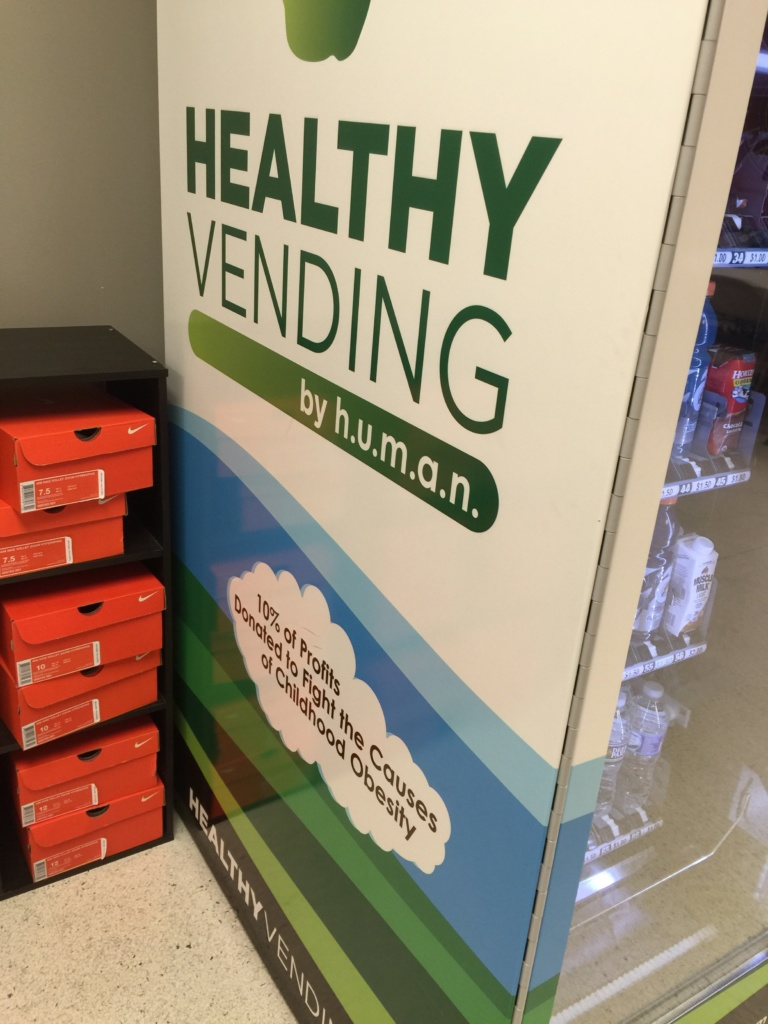 Healthy Vending - Not