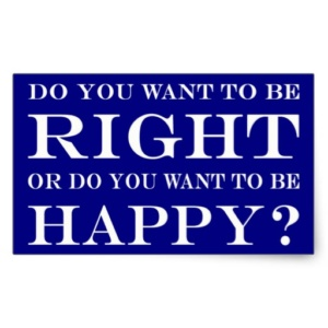 Right or Happy? You choose.