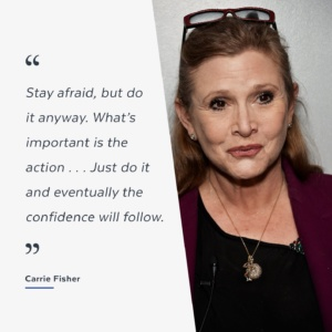 Carrie Fisher quote