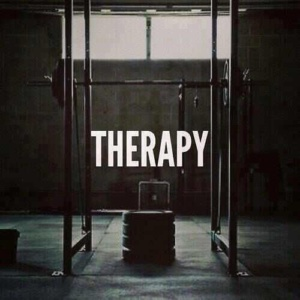 fitness is my therapy