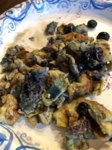 Three Ingredient Protein Pancakes