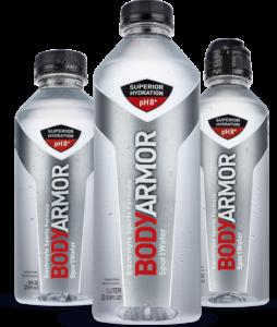 Body Armor Water